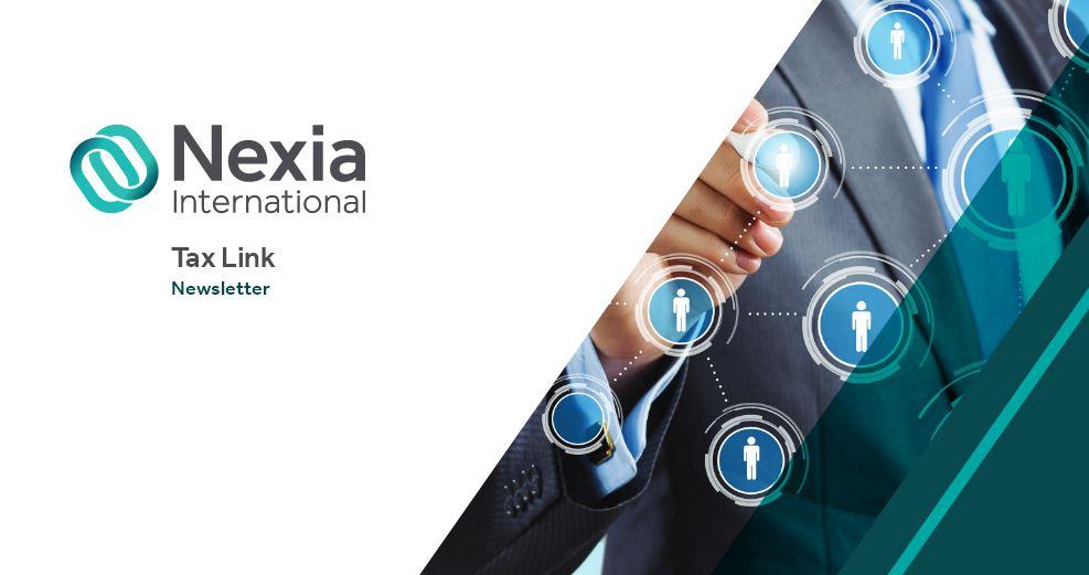 Tax Link - May 2017